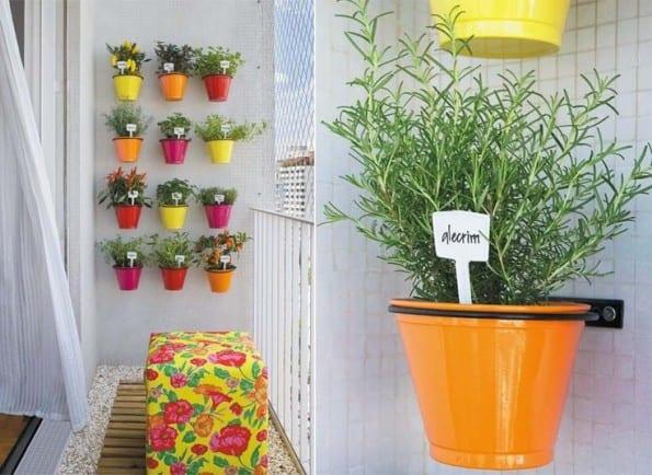 Dicas de decoração para quintais, varandas e jardins