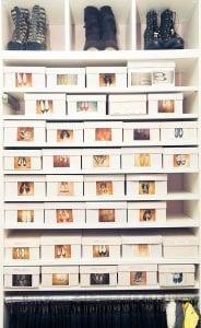 Como organizar closets