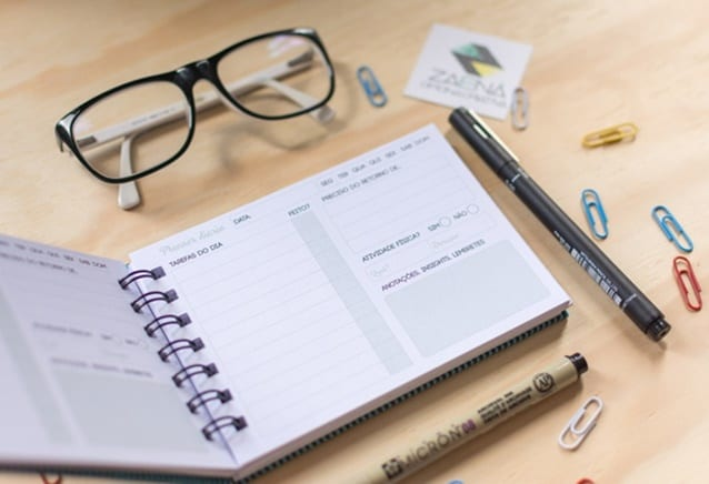 método-gtd-planner